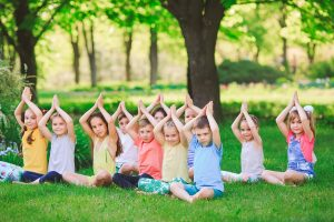 YogaBeez Montessori yoga for children