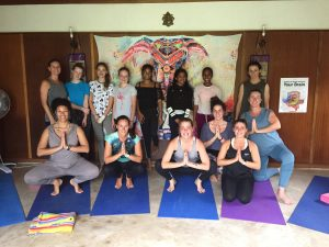 YogaBeez Class on Healthy Living, Teen Yoga, Johannesburg