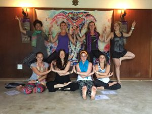 YogaBeez Graduation - fully certified YogaBeez Teachers, Johannesburg
